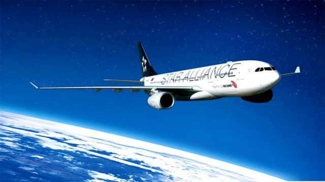 如果民航飞机一直往上能飞出地球吗
