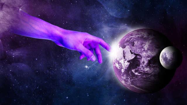 宇宙藏巨大能量,人类看不见摸不着