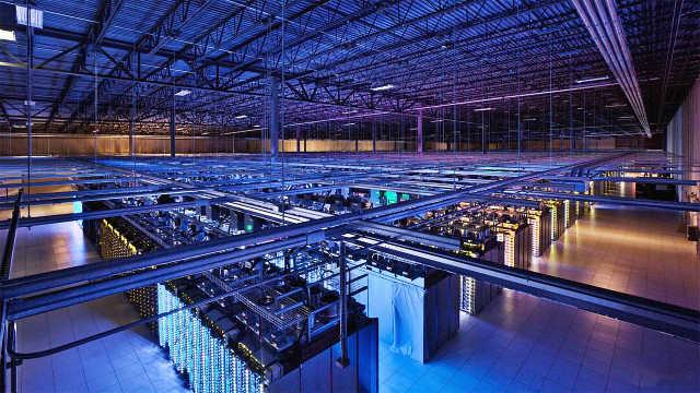 为什么腾讯苹果在贵州设数据中心?