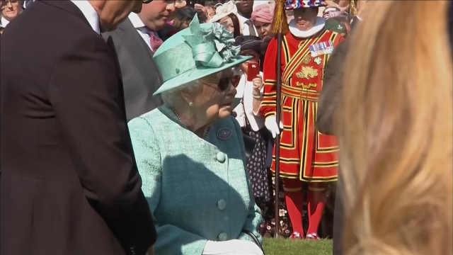 英国皇室夏季茶会,如何才能入场?