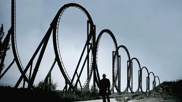 全球最恐怖过山车,无人能活着完成