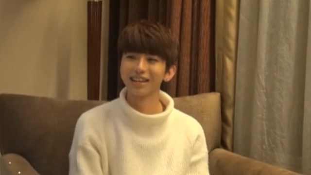 17岁蔡徐坤:理解争议,我只是练习生