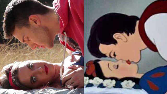和现实版童话王子约会,是啥体验?