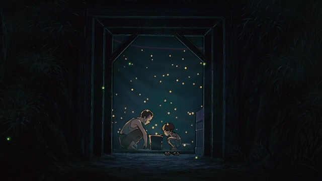 《萤火虫之墓》那些渐渐消逝的美好