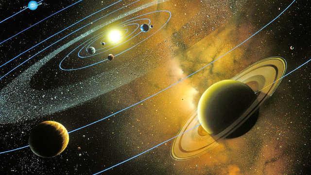 宇宙或是平坦的,到处充满了光线