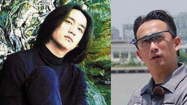 黄磊20年前上