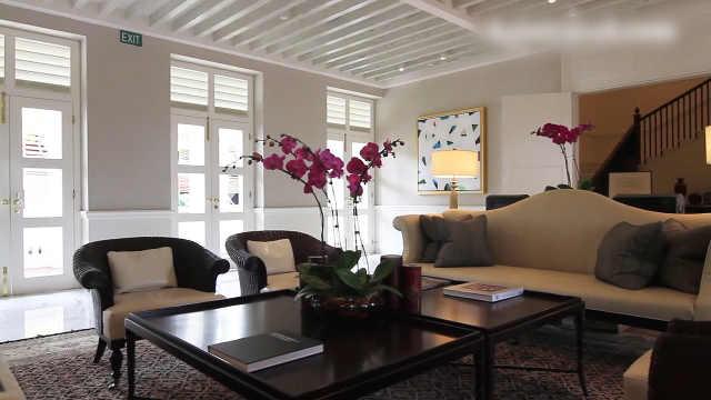 揭秘新加坡嘉佩乐酒店