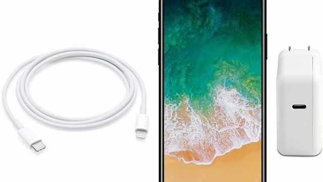 2019款iPhone或采用Type-C