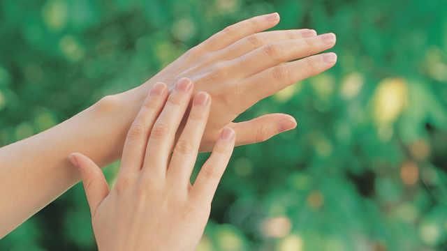 刮刮手指延年益寿,简单有效!
