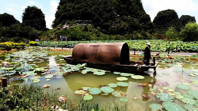 """这个地方被称为广州的""""后花园"""""""