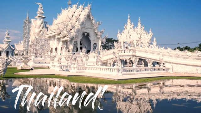 人字拖游记——泰国旅行攻略来了!