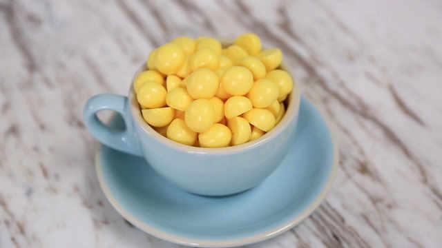 宝宝溶豆和泡芙:自制婴幼儿小食