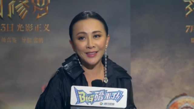 大龄女演员没戏拍?刘嘉玲:我52了