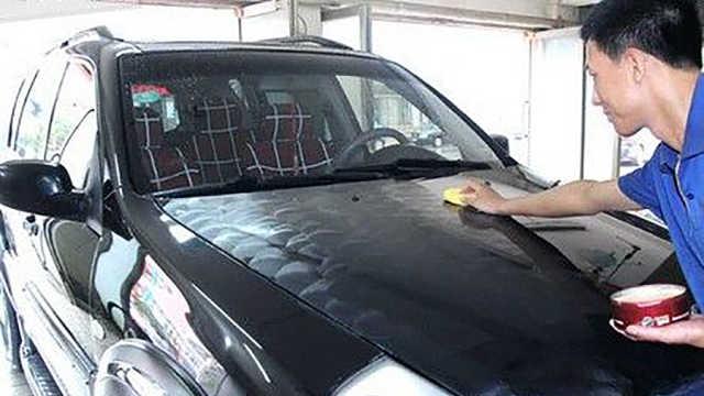 专家解密汽车美容最该做的三种项目