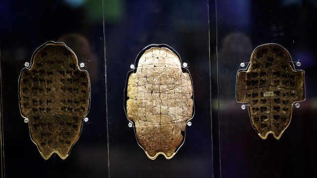国内考古发现打破外国成见