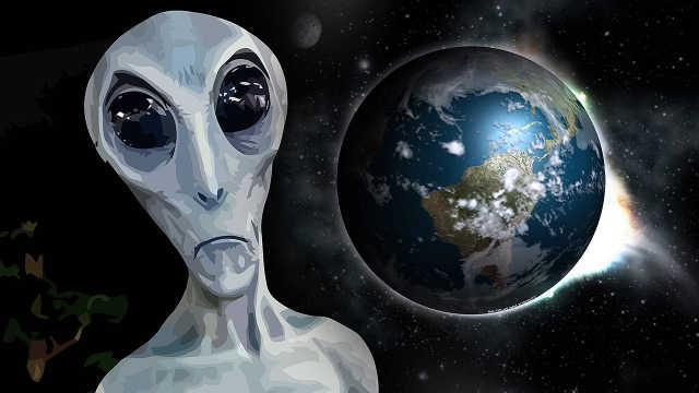 比地球人厉害的外星人不存在?
