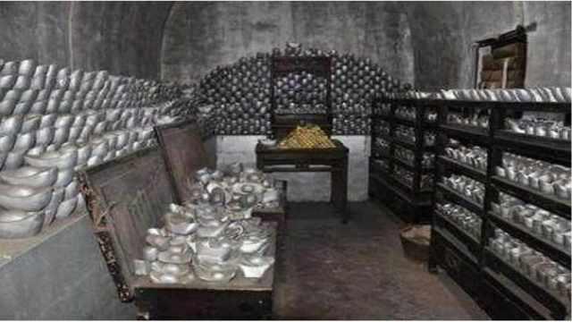 清朝灭亡时,国库只有10个银元了?