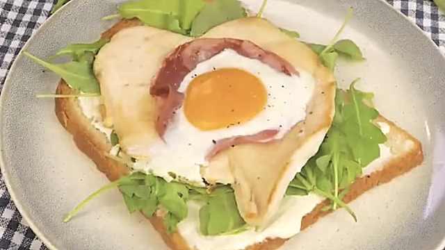 超满足!易做又饱腹的纯肉三明治