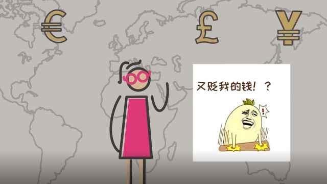 1分钟看懂货币主动贬值目的