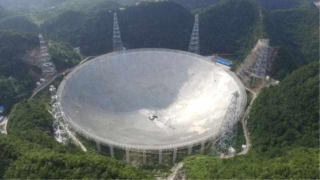 中国天眼最近发现过什么?