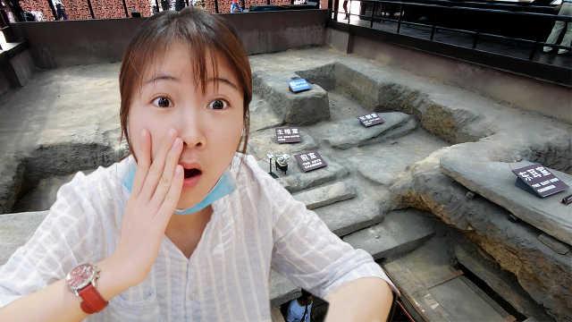 广州闹市的西汉大墓!