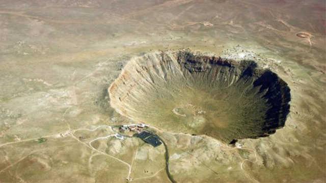 陨石坑都是空的?陨石去哪儿了?