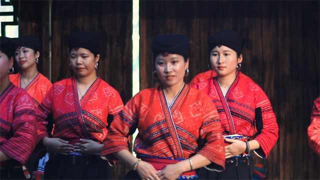 感受红瑶族传统服饰的内涵与魅力