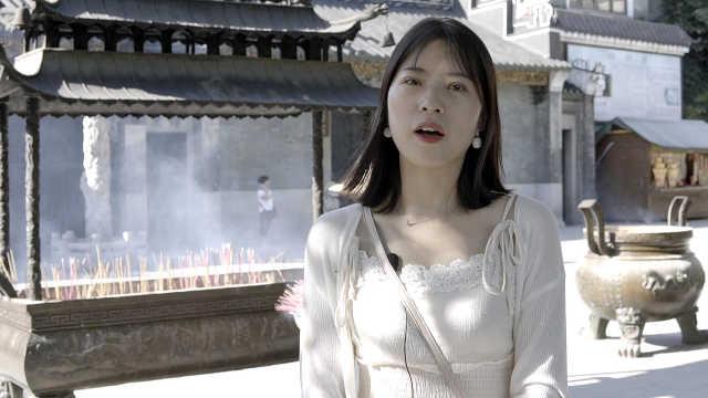 """广州人""""拜太岁""""的首选:仁威祖庙"""