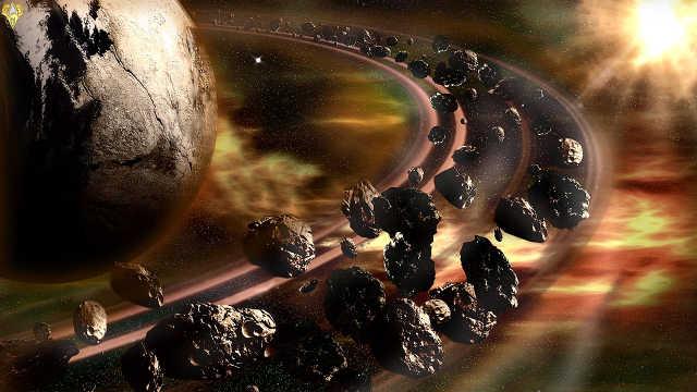 火星暗藏天价宝藏或引发多国竞赛!