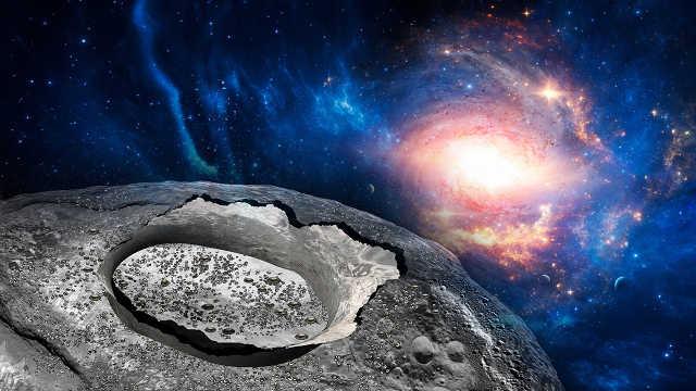 科学家发现最值钱的小行星