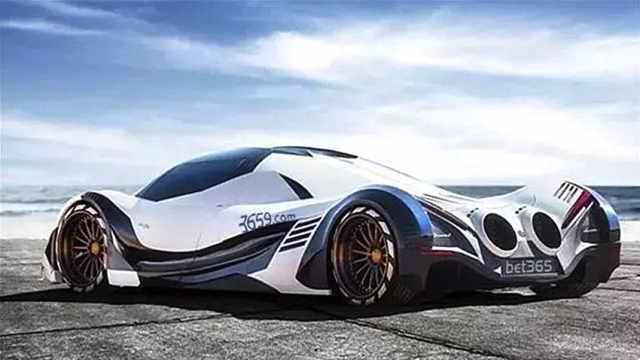 上亿造价!迪拜造出史上最强跑车