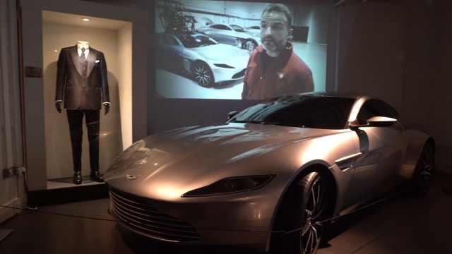 探秘007邦德座驾,看历代电影豪车