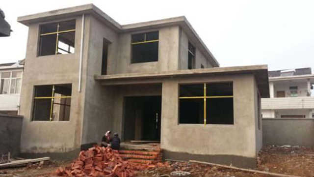 钢筋水泥价格翻倍,怎么盖房子好?