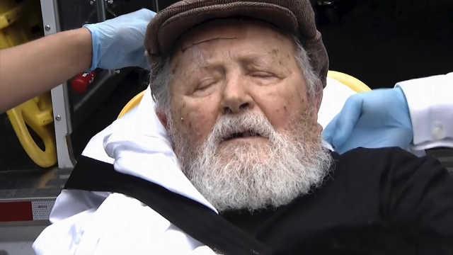 95岁前纳粹分子被美国遣返至德国