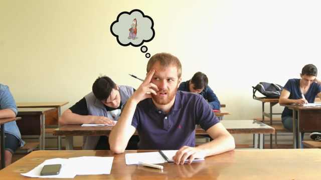 史诗级灾难片:考试神助攻只是想象