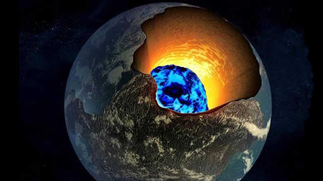 地核冷却后,地球会发生什么巨变?