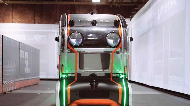捷豹路虎给无人驾驶汽车装上大眼睛