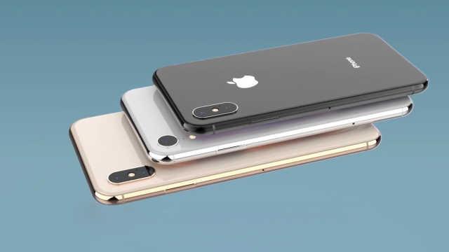 三款新iPhone渲染视频曝光