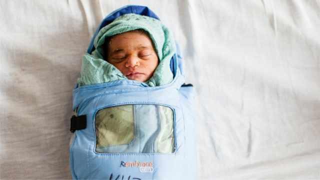 大学生发明育儿袋,拯救几十万生命