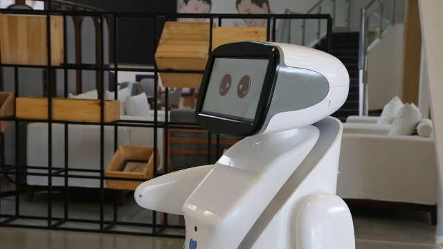 讲解员,机器人又将取代的职业