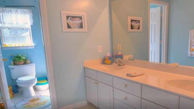 卫生间洗手台正确的打开方式!走心