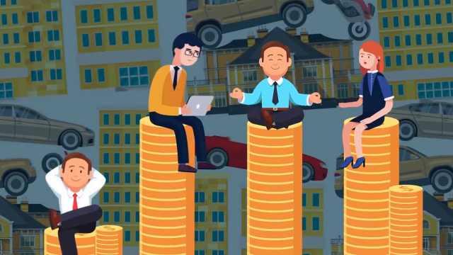 在美国为什么你永远不可能成为富人