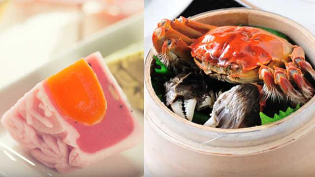 除了月饼,中秋节还有什么好吃的?