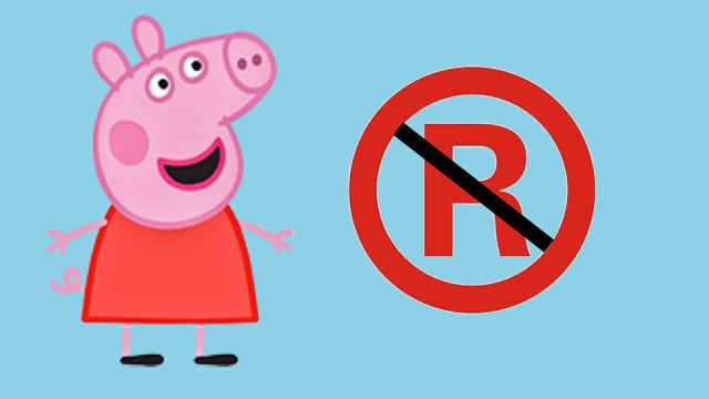 小猪佩奇商标遭抢注