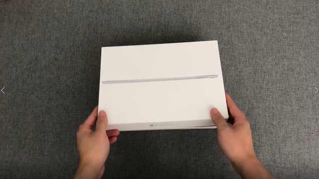 2499元的iPad2018开箱体验