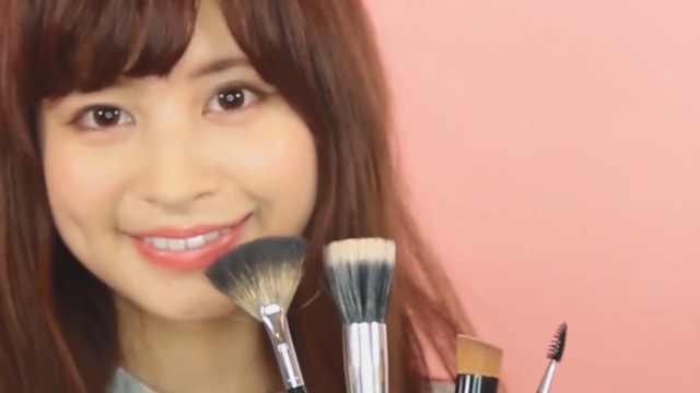 化妆刷的用法解说&清洁方法