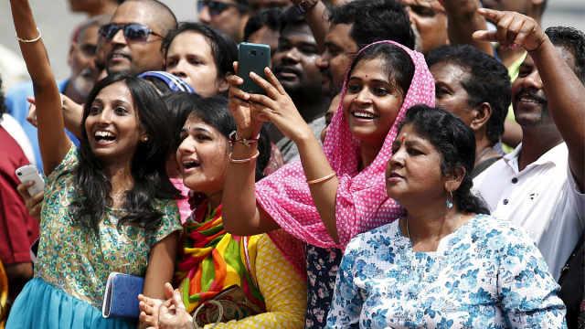 厉害了印度,吸引大批外国药商!