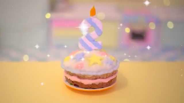 精致!教你给仓鼠君做迷你生日蛋糕