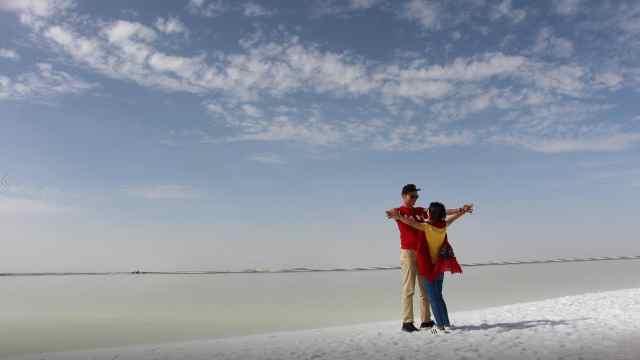 瑞安聋人夫妻44天自驾游西藏