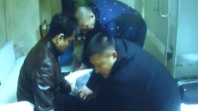 男子杀人逃至哈尔滨,民警宾馆抓捕